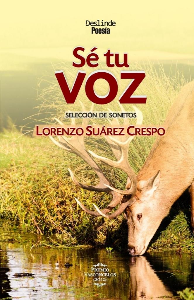 Lorenzo Suárez – Sé tu voz (CUBIERTA)