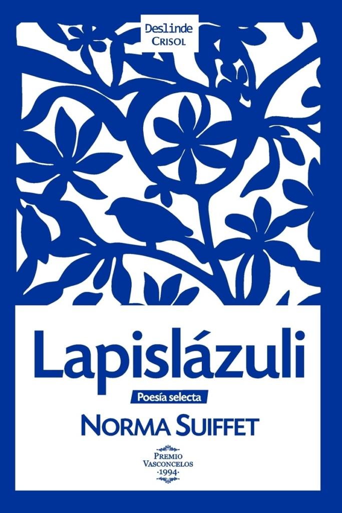 Norma Suiffet – Lapislázuli (CUBIERTA)