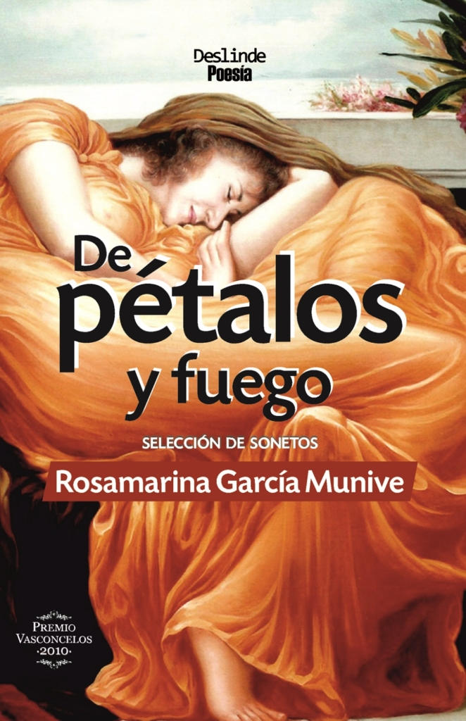 Rosamarina – De pétalos y fuego (CUBIERTA)