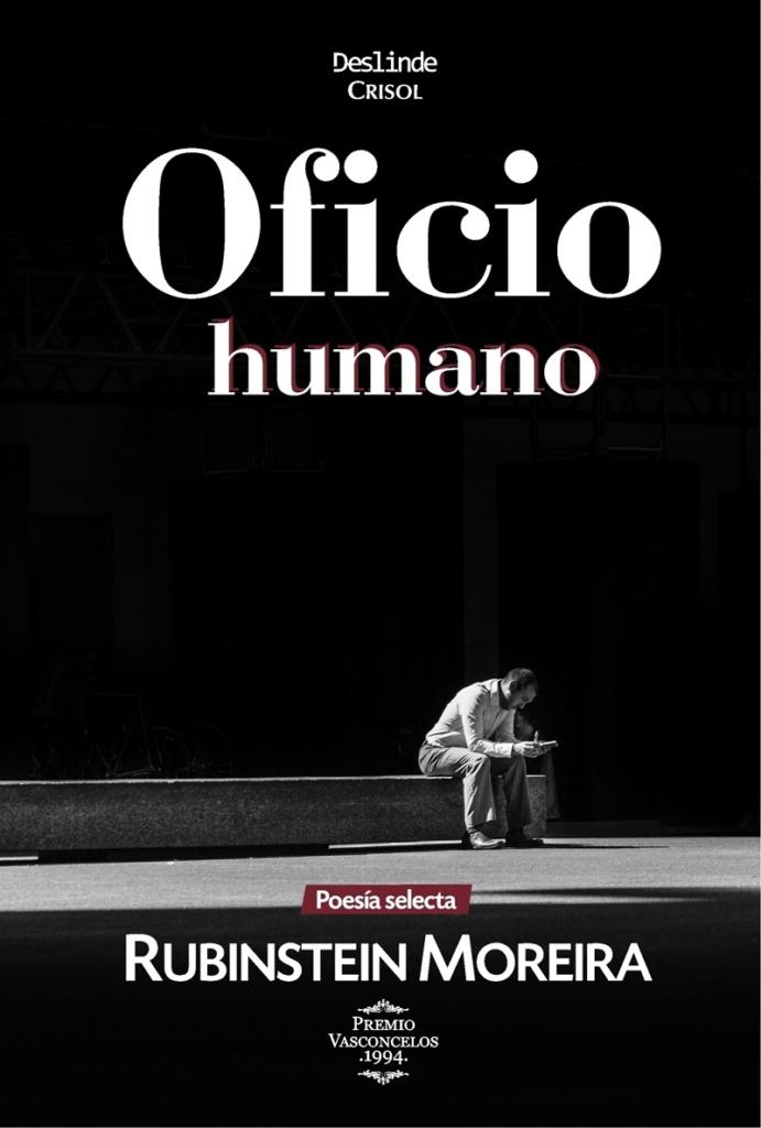 Rubinstein – Oficio humano (cubierta)